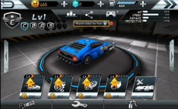 Взломанная Death Race: Crash Burn (Мод много денег)