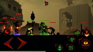 League of Stickman Zombie взломанная (Мод много денег)