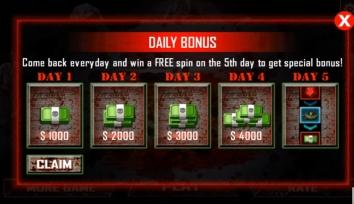 Взломанный Убийца зомби - Zombie Killer (много денег)