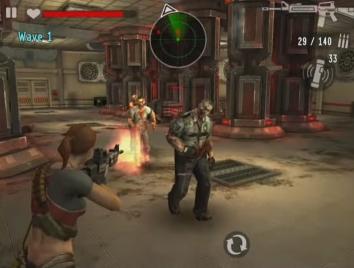 Взломанная Contract Killer: Zombies 2 на много денег