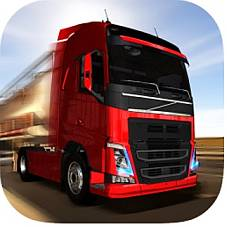 Взломанный Traffic Hard Truck Simulator