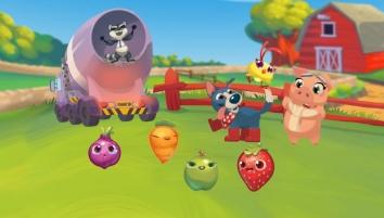 Взломанный Farm Heroes Saga