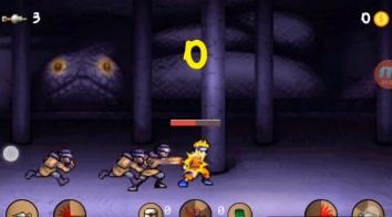 Взломанный Battle of Ninja