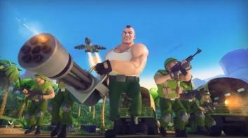 Army of Heroes взломанный (Мод много денег)