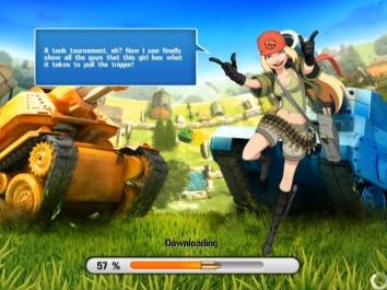 Взломанная Tank Battles (Мод)