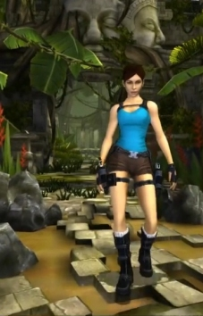 Lara Croft: Relic Run взломанная