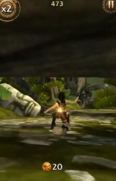 Lara Croft: Relic Run взломанная