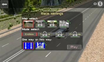 Взломанный Traffic Hard Truck Simulator