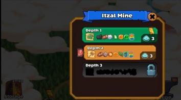 Mine Quest 2 взломанный на много денег
