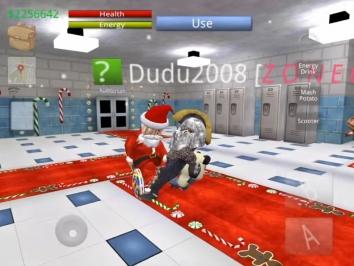 Взломанная Школа Хаоса: 3D открытый мир (Мод)