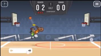 Basketball Battle взломанная на много денег