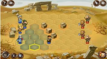 Взломанная Braveland Battles: Герои Магии