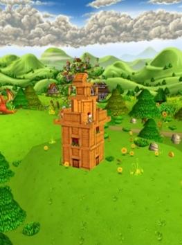 Catapult King взломанная (Мод)