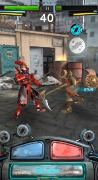 Взломанный Ironkill: Robot Fighting Game на много денег