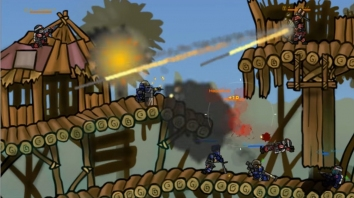 Strike Force: Heroes взломанный (читы)