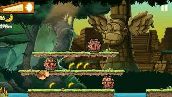 Banana Kong взломанный (Мод на деньги)