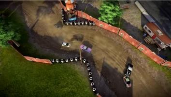 Reckless Racing 3 взломанный (Мод)