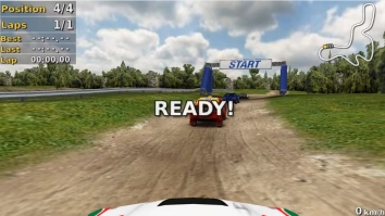 Pocket Rally взломанная полная версия