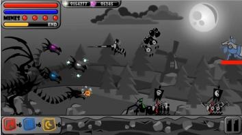 Mad Dragon Defense взломанный на много денег
