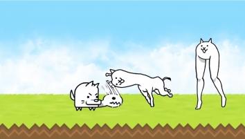 Взлом The Battle Cats (Мод много денег)