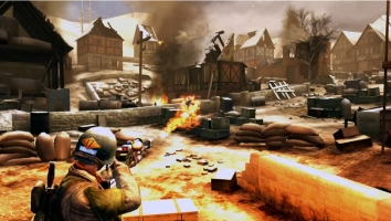 FRONTLINE COMMANDO: WW2 взломанный