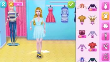 Девчонка в магазине полная версия