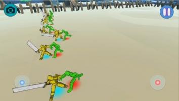 Взломанный Epic Battle Simulator на деньги