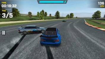Race Max взломанная (Mod: много денег)