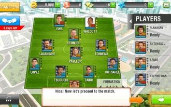 Взломанный Real Football 2013 (Mod на деньги)