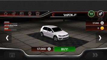 Взломанный Drive for Speed: Simulator на много денег
