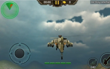 Вертолетная атака 3D взломанный (Мод много денег)