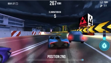Взломанный High Speed Race: Road Bandits (много денег)
