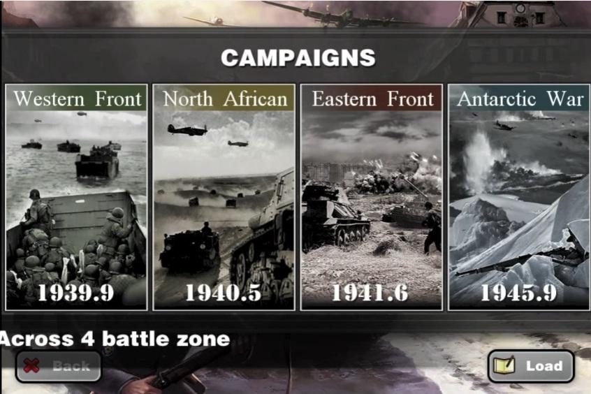 Glory Of Generals На Андроид Русском