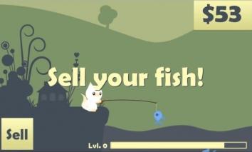 Cat Goes Fishing взломанная на много денег
