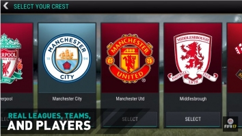 Взломанная FIFA Mobile Футбол