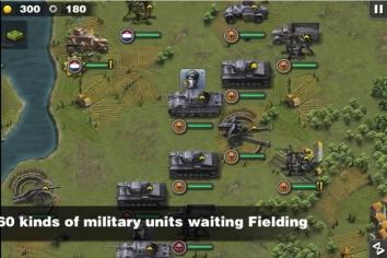 Взломанная Glory of Generals HD на много денег