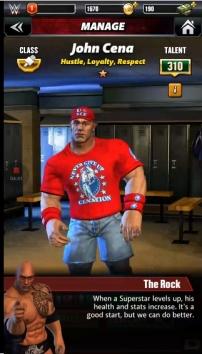 WWE: Champions взломанная на много денег