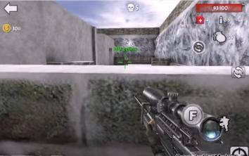 Gun Strike 3D взломанная на много денег