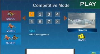 Gun Strike-Elite Killer взломанный (Мод много денег)