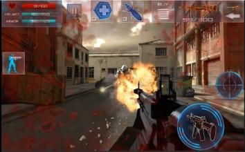Взломанный Enemy Strike (Мод много денег)