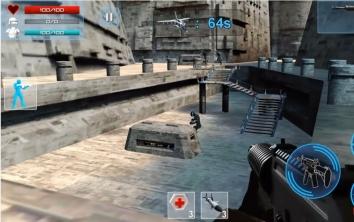 Взломанный Enemy Strike 2 (много денег)