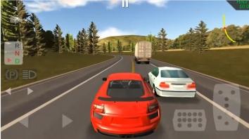 Just Drive Simulator взломанный (Мод много денег)