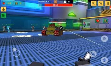 Взломанный Block Force - Cops N Robbers (много денег)