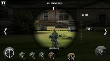 Death Shooter: Contract Killer взломанный (много денег)