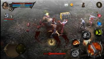 Взломанный BloodWarrior (Мод много денег)
