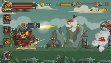 Взломанный Snail Battles на много денег