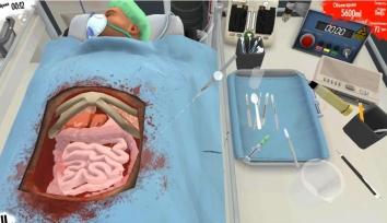Surgeon Simulator полная версия