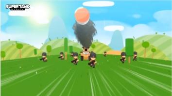 Супер битва танков взломанная (Мод на деньги)