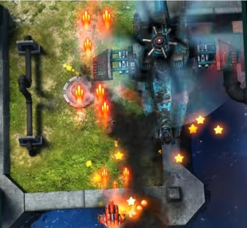 Взломанная Sky Force 2014