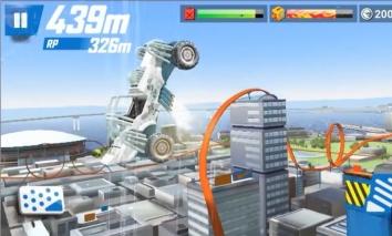 Hot Wheels: Race Off взломанный (много денег)